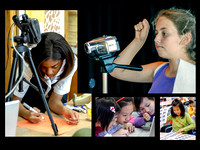 Client: Museum of Moving Image (Queens, NY) promoting After School Programs teaching women in media.